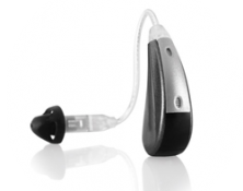 Receiver-in-ear (RIE)